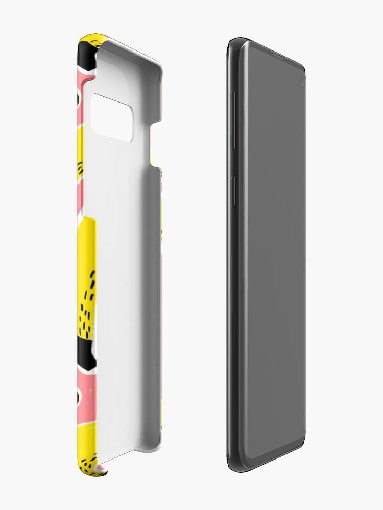 Alternate view of Bananas! Case & Skin for Samsung Galaxy