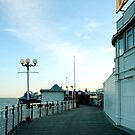 Brighton Pier  by 416studios