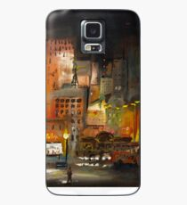 Alone in the City Case/Skin for Samsung Galaxy