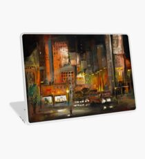 Alone in the City Laptop Skin
