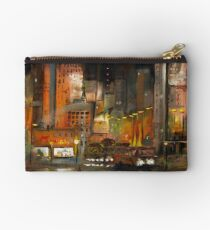 Alone in the City Studio Pouch