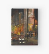Alone in the City Hardcover Journal