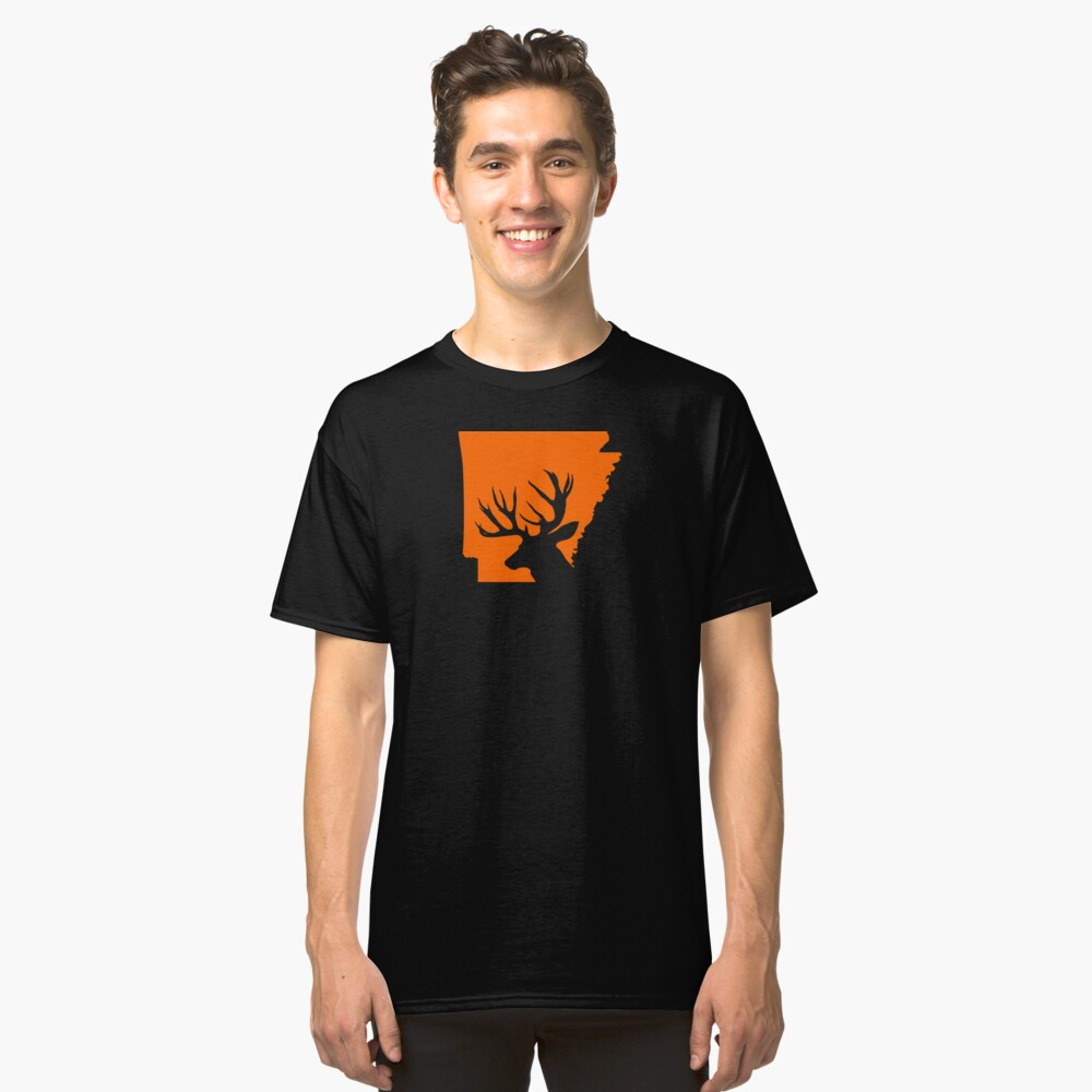 ARKANSAS DEER Classic T-Shirt Front