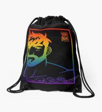 ADAM LIKES PRIDE Drawstring Bag