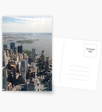 Manhattan, #Manhattan, New York, #NewYork, NYC, #NYC, New York City, #NewYorkCity Postcards