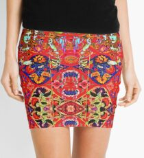 WEAR IS ART  #181 Mini Skirt