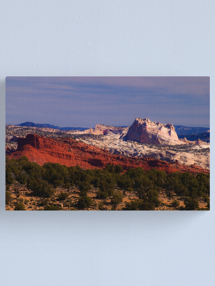Alternate view of Kingdoms . . .in the Land of Color Canvas Print