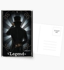 Legend  Postcards