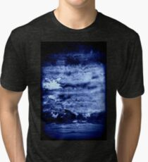 Dark Mood Dark Water Tri-blend T-Shirt