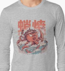 Takoyaki Attack Long Sleeve T-Shirt