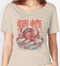 Takoyaki Attack Women's Relaxed Fit T-Shirt