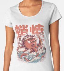 Takoyaki Attack Women's Premium T-Shirt