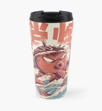 Takoyaki Attack Travel Mug