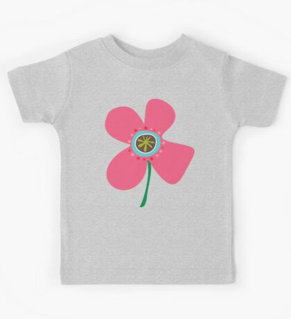 Pink Daisy Pop Kids Clothes