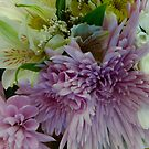 FLORAL ENCHANTMENT by Elaine Bawden