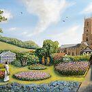 Dream Garden by wetherellart