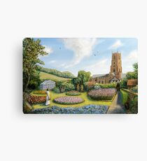 Dream Garden Canvas Print