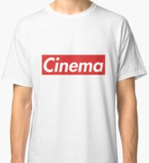 Cinema - Send A Message Classic T-Shirt