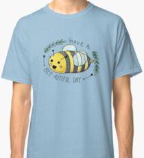 Cute Cartoon Bee Classic T-Shirt