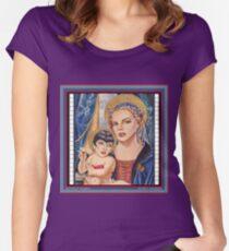 Judy Judy Judy Women's Fitted Scoop T-Shirt