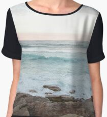 Bondi Beach Chiffon Top