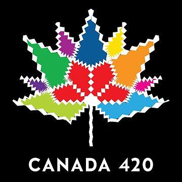 Canada 420 by f22design