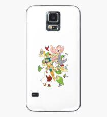 Funda/vinilo para Samsung Galaxy Abrazar a todos los pájaros