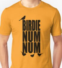 Birdie Num Num Unisex T-Shirt