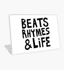 Beats, Rhymes & Life Laptop Skin