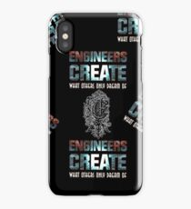 Engineers Create Fractal Typography Art iPhone Case