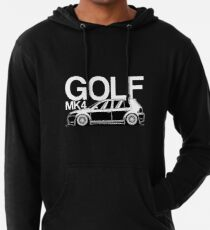 VW Golf MK4 - CarCorner Lightweight Hoodie