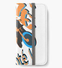 Motorcross te boté iPhone Wallet/Case/Skin