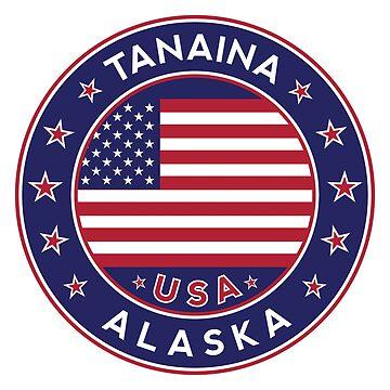 Tanaina, Alaska by Alma-Studio