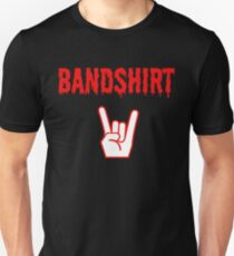 Bandshirt Unisex T-Shirt