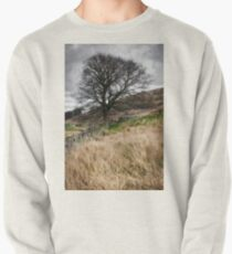Moody scenery in Central Scotland Pullover