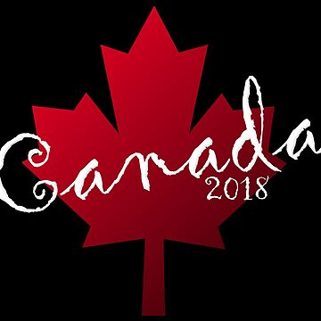 Canada Day 2018 Celebrate Canadian Heritage Design by Koffeecrisp