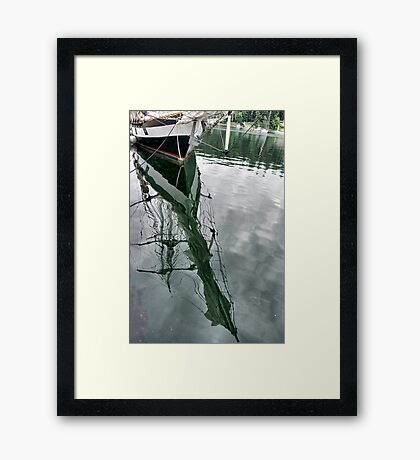 Reflections of Grace Framed Print