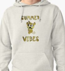Summer Vibes - Summer Vibes Pullover Hoodie