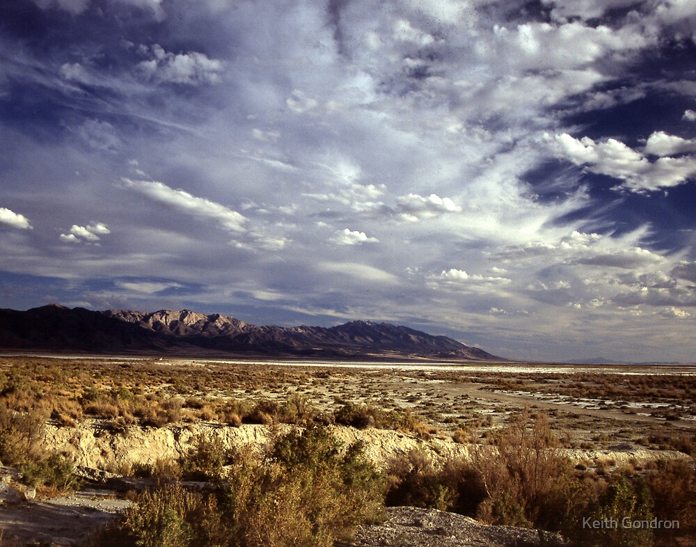 Western Utah by Keith Gondron
