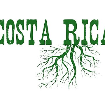 Costa Rica Roots by surgedesigns