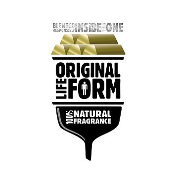 Original Lifeform - Gold by thisleenoble