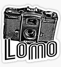 Lomo LCA - Lomo Sticker