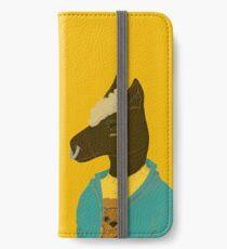Yellow Donkey iPhone Wallet/Case/Skin