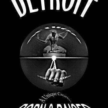 Detroit - Born & Raised - Dark by UniqueCreator