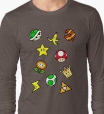 Cup Collection Long Sleeve T-Shirt