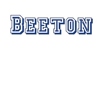 Beeton by CreativeTs