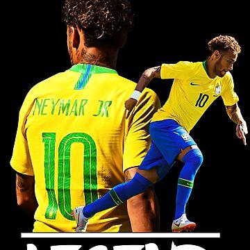 Sport Neymar Jr Brazil T-shirt de Tropicalis