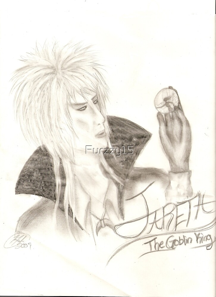 Jareth the Goblin King by Furzzy15