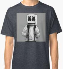 Camiseta clásica Amigos de Marshmello