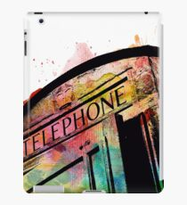 Color Booth iPad Case/Skin